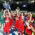 PSG é campeão da Copa da França