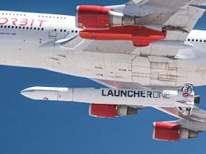 Virgin Orbit Fails on First Rocket Launch
