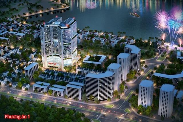 Mở bán dự án chung cư One Westlake Lạc Long Quân Tây Hồ Hà Nội