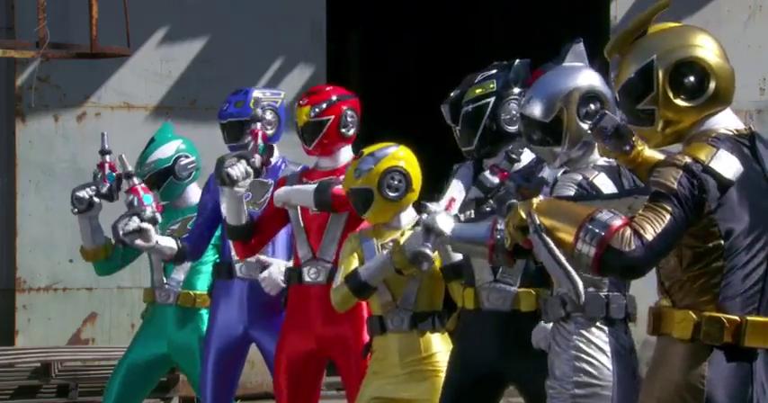 Enjin Sentai Go Onger 10 Years Grand Prix Final Battle
