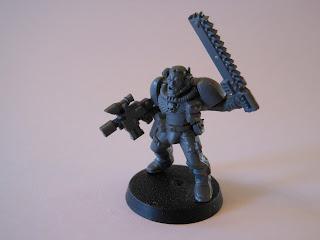 Shadow War: Armageddon novitiate Dumah