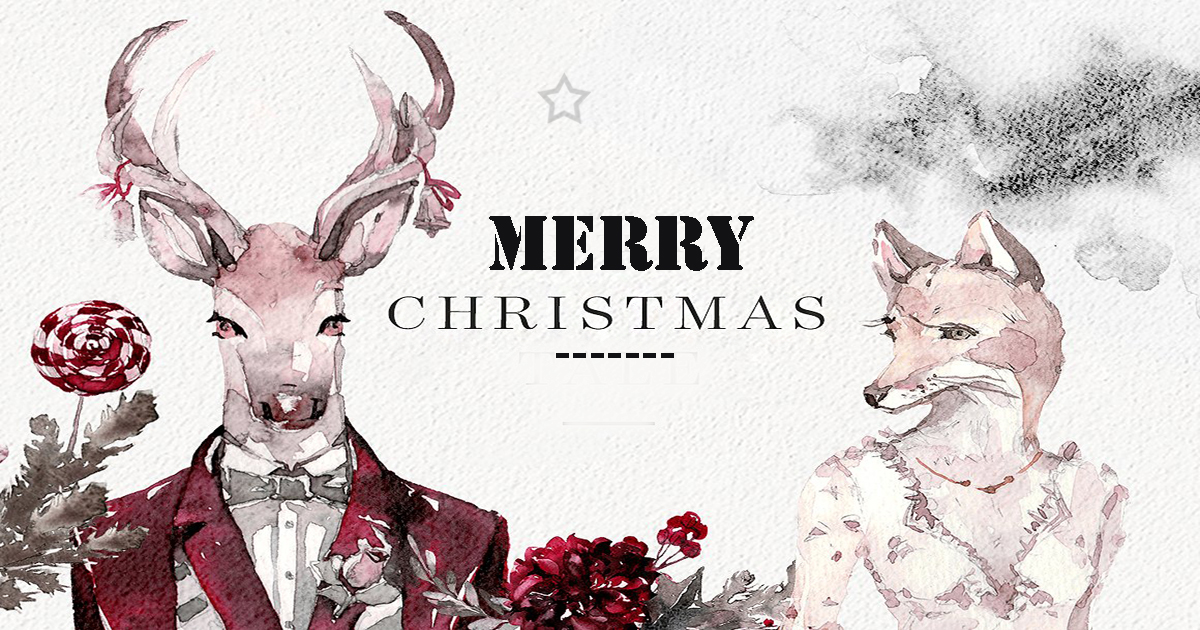 Merry Christmas Cover Photo For Facebook