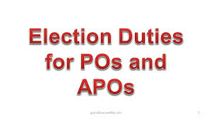 Elections to MPTCs & ZPTCs - 2020 Roles and Responsibilities of Presiding Officers /2020/03/Elections-to-MPTCs-ZPTCs-2020-Roles-and-Responsibilities-of-POs.html