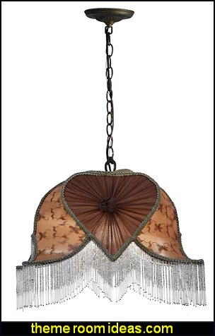 Victorian Dome Pendant VICTORIAN ceiling light victorian bedroom decor