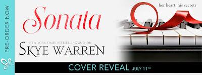 Cover Reveal: Sonata by Skye Warren