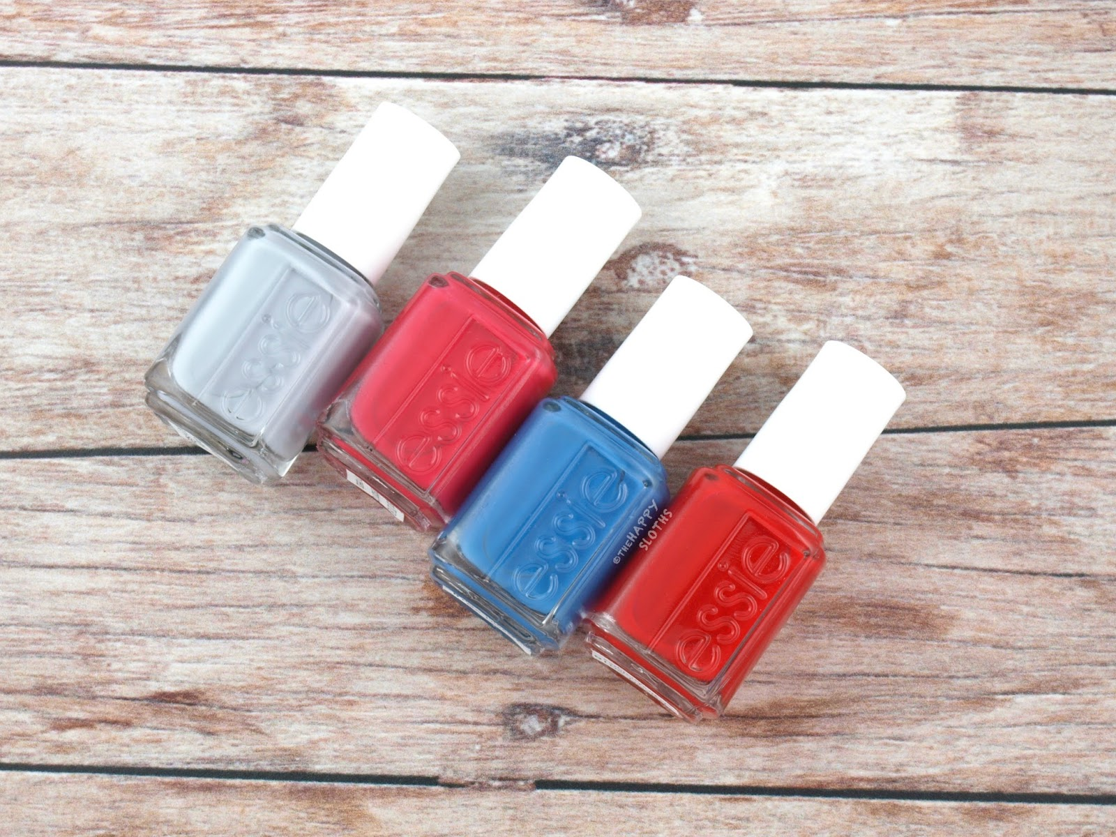 Essie Resort 2018: Review and Swatches