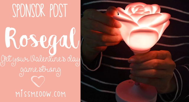 Get your Valentine's day game strong with Rosegal