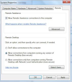 Cara shutdown komputer orang lain dalam satu jaringan ( LAN & WIFI )