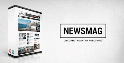 NewsMag шаблон для wordpress