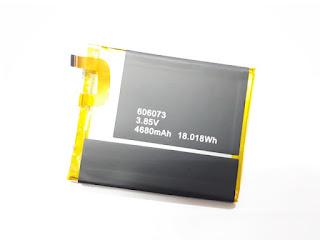 Baterai Hape Blackview Max 1 Max1 New Original 100% 4680mAh