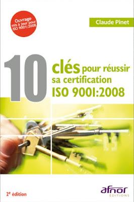 Télécharger Livre Gratuit 10 clés pour réussir sa certification ISO 9001:2015 pdf