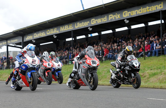 Ulster Grand Prix - The fastest Road Race in the World