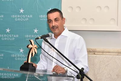 Carlos Jiménez Ruiz,  director de Desarrollo de Área del Caribe de la cadena IFA Grupo Lopesan.