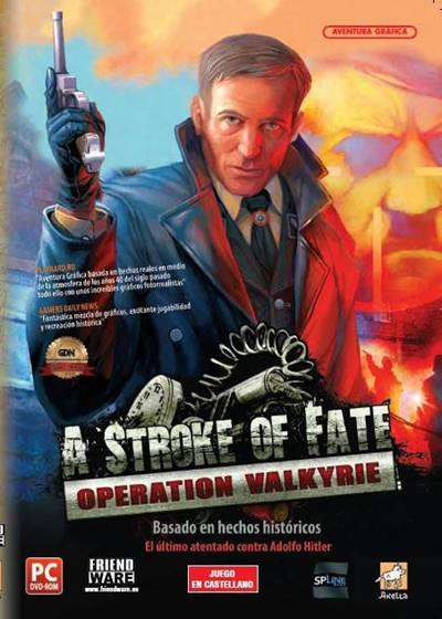 A Stroke of Fate Operation Valkyrie PC Full Español