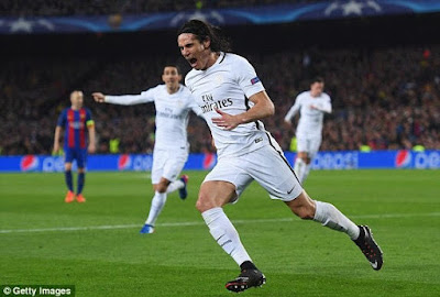 Magical!!! Barca Defeats PSG 6-1 At Home After 4-0 First Leg Humiliation 5