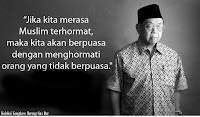 Ucapan Puasa dalam bahasa Jawa, Ucapan Selamat ramadhan Bahasa Jawa, Ucapan Puasa Gus Dus
