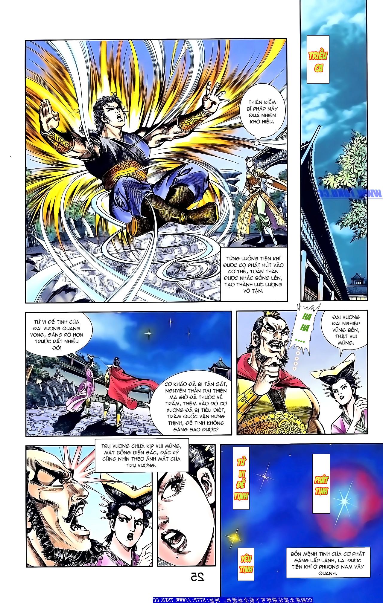 Cơ Phát Khai Chu Bản chapter 153 trang 9
