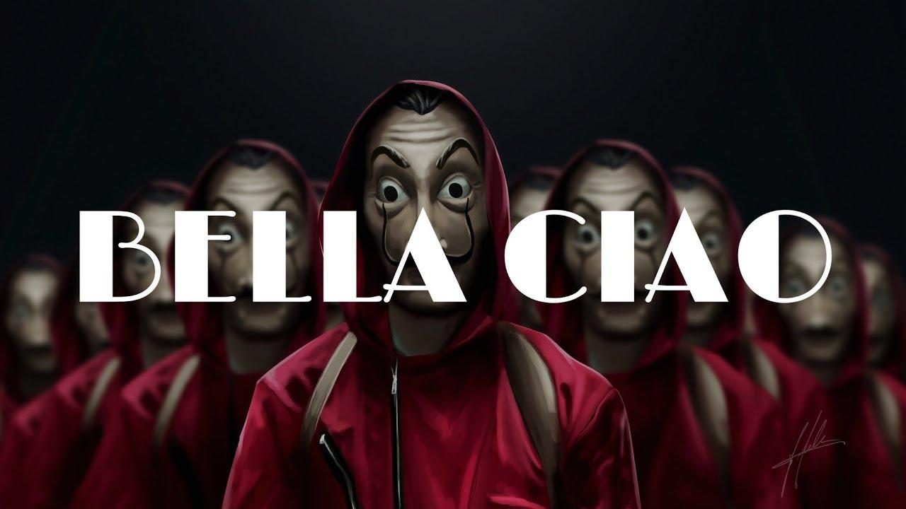 Bella Ciao Lyrics - Money Heist