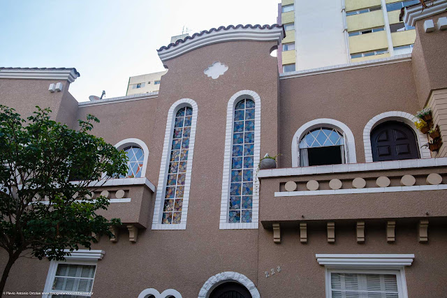 Predinho na Rua Francisco Torres - detalhe