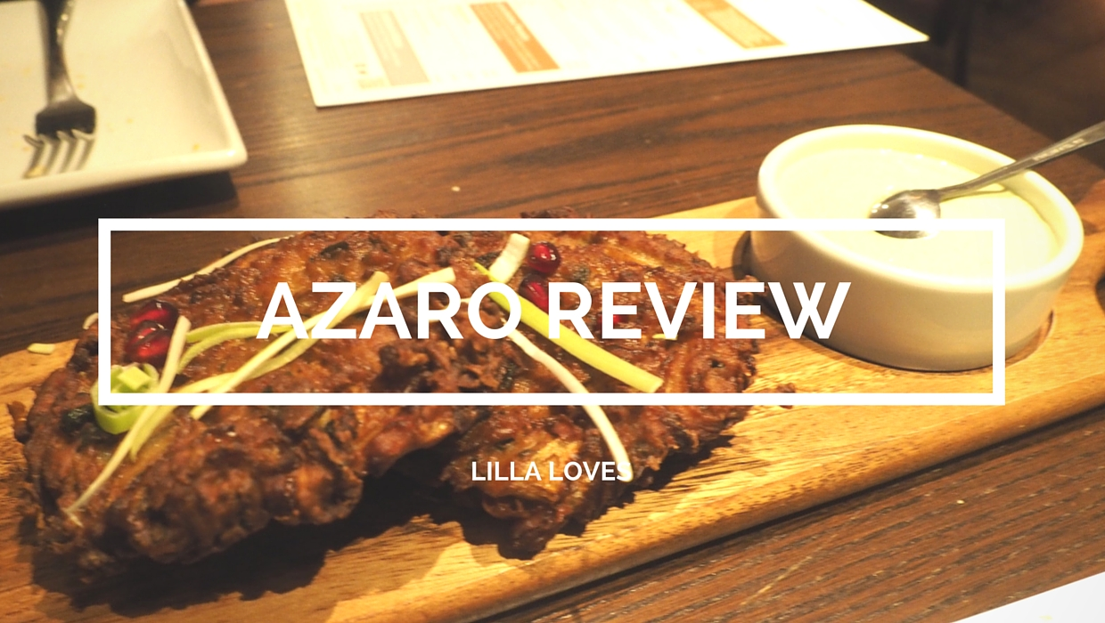 Food | Azaros Dhaba Hove Review