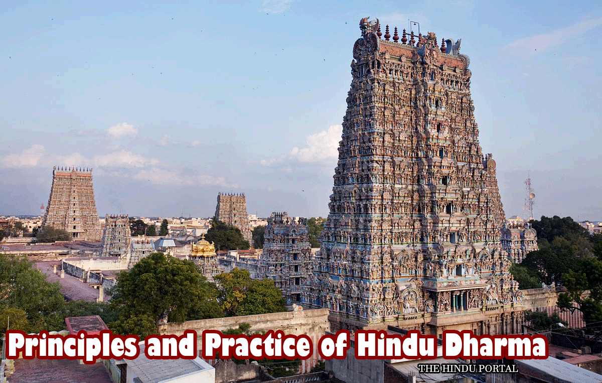 Principles and Practice of Hindu Dharma