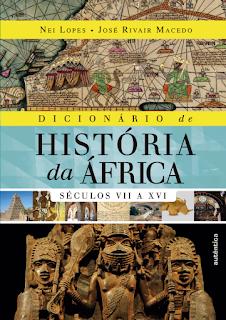 livro dicionário de história da áfrica