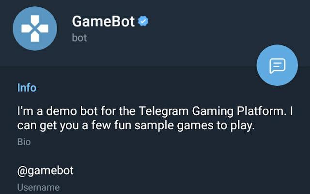 Bot Telegram lucu