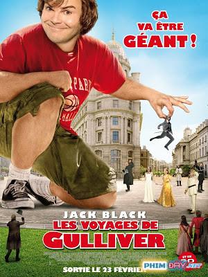 Cuộc Phiêu Lưu Của Gulliver - Gulliver's Travels (2010)