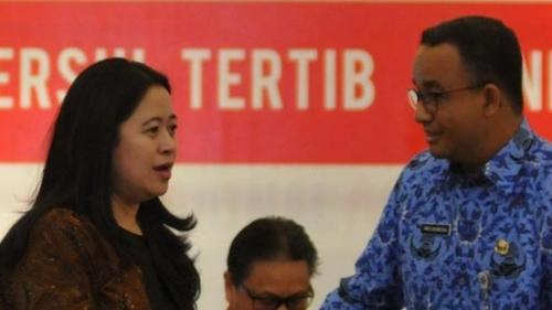 """Usulan Anies-Puan Lebih Potensial Menang daripada Puan Jadi """"Teh Botol"""" untuk Prabowo"""