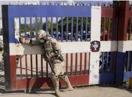 Haitianos deciden cerrar por dos días  frontera norte por funerales de Joven Moise