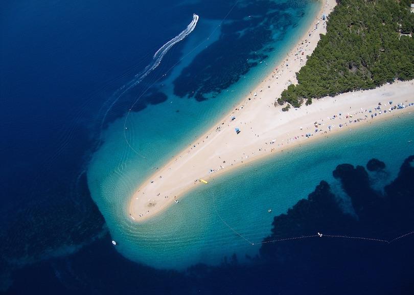 اجمل الشواطئ في كرواتيا
