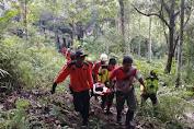 Sempat Dinyatakan Hilang, Rolos Dievakuasi Tim Basarnas dan SAR Gabungan dari DAS Tondano