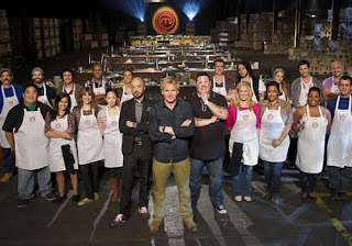 MasterChef US Season 2 contestants