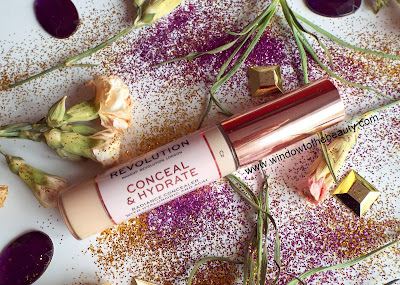 Revolution Conceal & Hydrate Concealer review