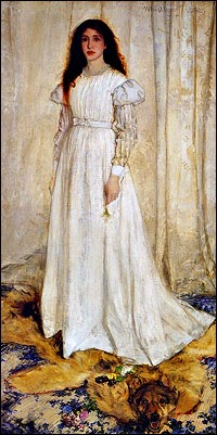 Whistler's Symphony in White, No 1