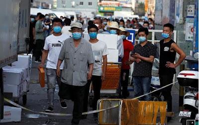 Coronavirus Beijing