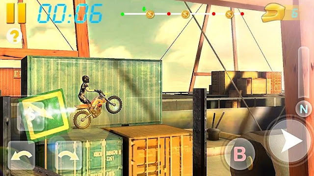 Game Bike Racing 3D
