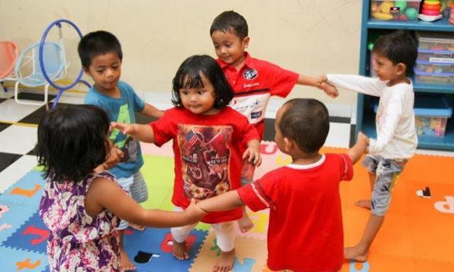 Bagaimana Anak-Anak Belajar