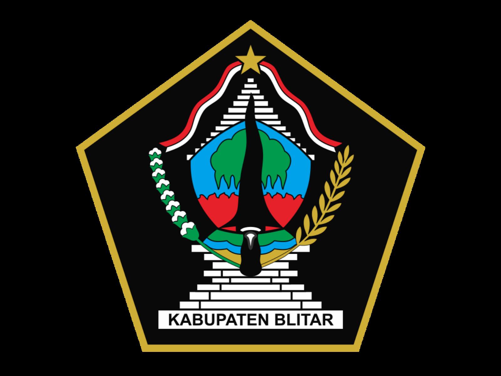 Logo Kabupaten Blitar Format PNG