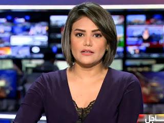 الإعلامية السعودية تهاني الجهني - شكوك حول أداءها من المتابعين