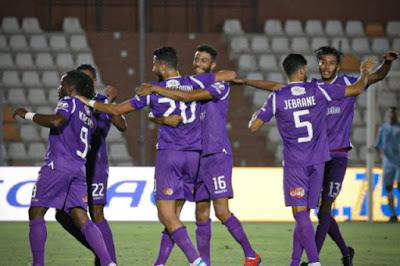 ملخص واهداف مباراة الوداد وسريع وادي زم (2-1) الدوري المغربي