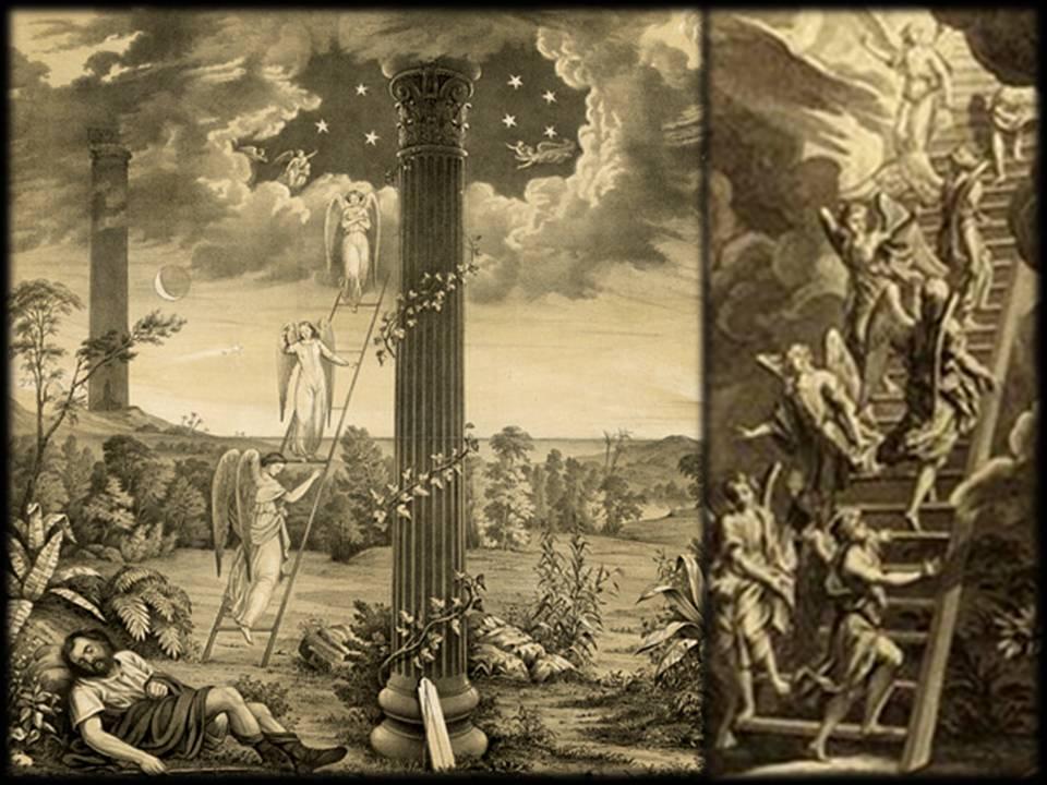 Masoneria del mundo for La escalera de jacob