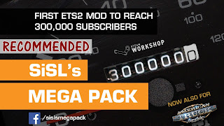 ats sisl's mega pack v3.0