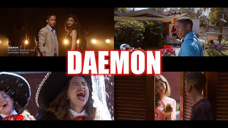 DAEMON - ¨Tu tiempo pasó (Ya no)¨ - Videoclip - Director: Pedro Pulido. Portal Del Vídeo Clip Cubano. Música cubana. Reguetón. Cuba.