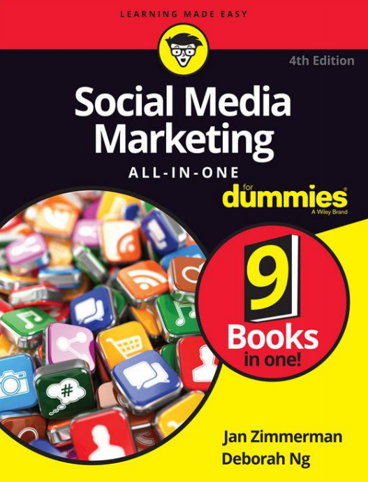Download Social Media Marketing All-in-One For Dummies free in pdf