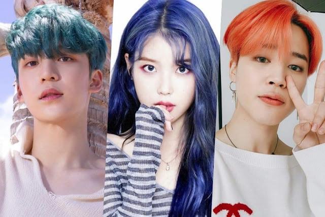 سنة جديدة ، شعر جديد: 10 أصناف من ألوان الشعر هزت في عام 2019 يجب عليك تجربتها في عام 2020