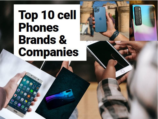 Top cell phone companies 2021