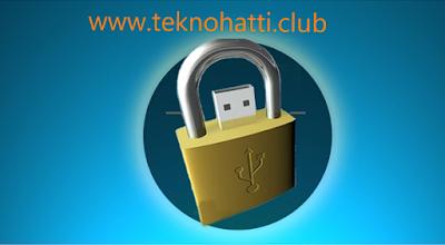 Windows 10 Ve macOS İşletim Sistemlerinde ( Flash Bellek ) USB Belleğe Nasıl Şifre Koyulur?