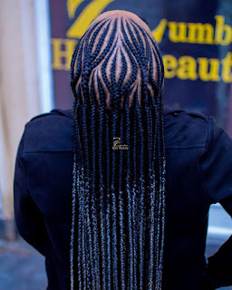 Collection of #different types of braids styles for Black hair