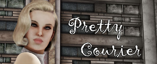 """Pretty courier"" race for Falout New Vegas"